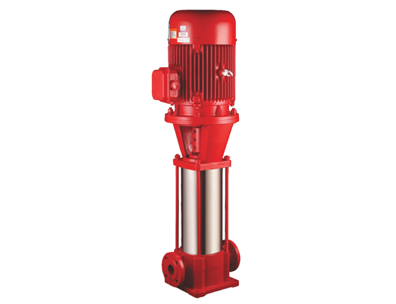 XBD Multistage Jockey Fire Pump