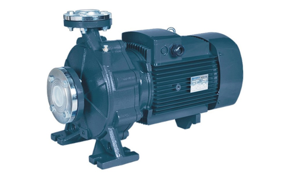 The working principle of centrifugal pump