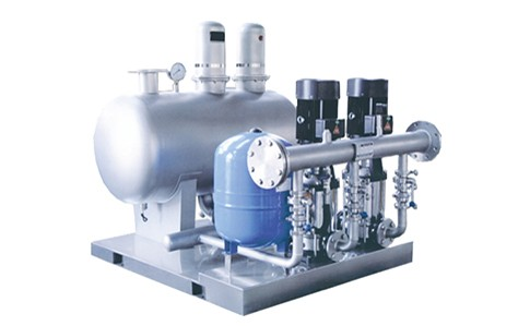 【PURITY PUMP】Water Supply Equipment
