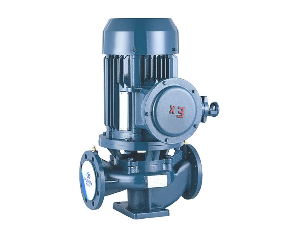 [PGLB] Vertical Explosion Proof Centrifugal Pump Monoblock Pipeline Centrifugal Motor Pump