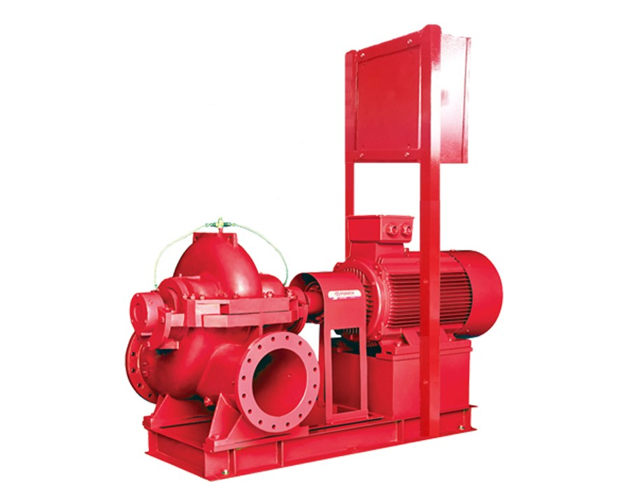 [PSCMC]Horizontal Split Casing type Centrifugal Pump