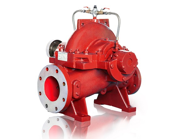 PSCF series Split Case Fire Pump from purity pump with large capacity