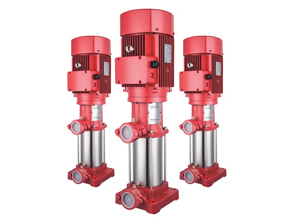 [PDJ]Diesel Engine driven Fire Pump with Control Panel Fire Fighting Water Pump