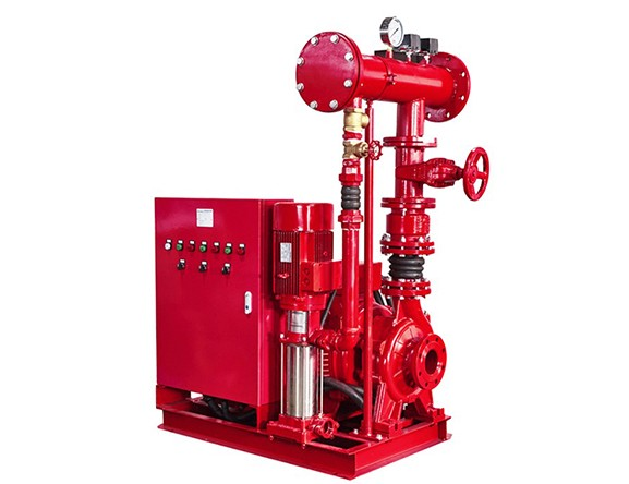 [PEJ]Fire Pump Set with Electric and Jockey pump Fire Pump Set Fighting