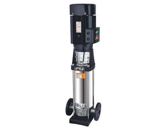 [CDLF]Vertical Pump with Stainless Steel Material from PURITY for Water Supply